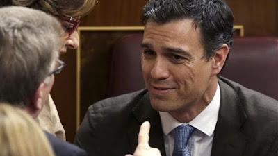 Junta Electoral Central Pedro Sánchez