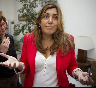 Desgarrador testimonio sobre la sanidad andaluza Susana Díaz