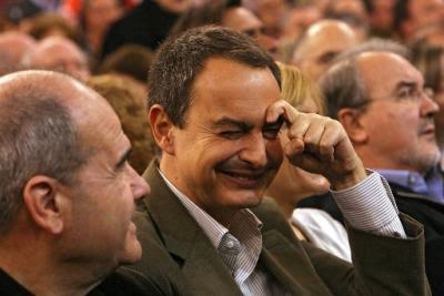 Encuesta Zapatero juzgado