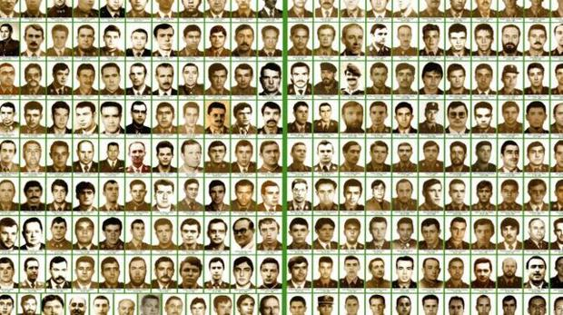 829 víctimas mortales ETA