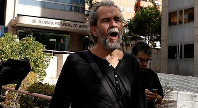 Willy Toledo quiere ir de valiente