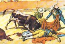 primer torero muerto