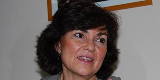 Carmen Calvo pide un estudio a la RAE para adecuar la Constitución a un lenguaje