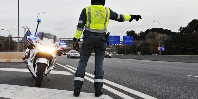 Tramos de carretera controlados por radar