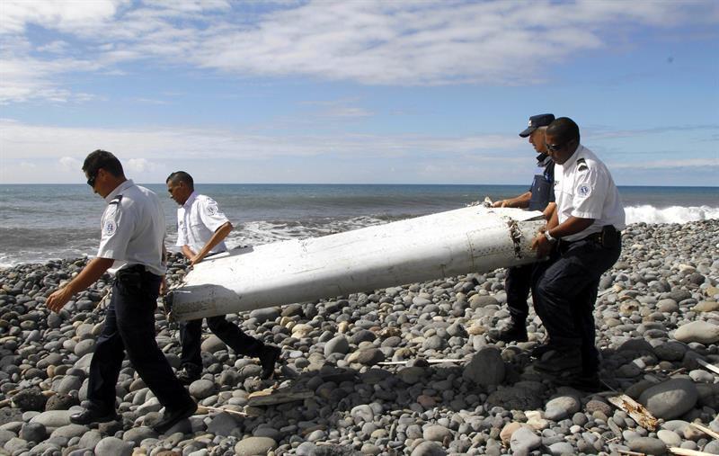 El enigma del vuelo MH370