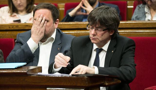 Tribunal Cuentas embargos millonarios Puigdemont Junqueras