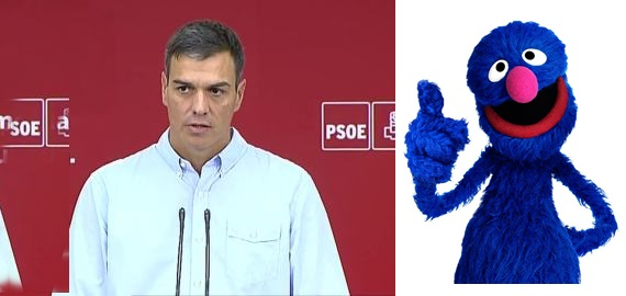 Tuits Pedro Sánchez Carmen Montón