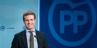 Pablo Casado nuevo líder del PP