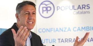Acoso a Xavier García Albiol