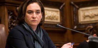 Graves acusaciones de Ada Colau a Pablo Casado