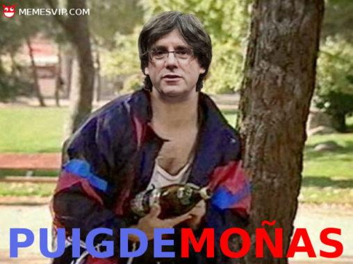 Puigdemont eurodiputado