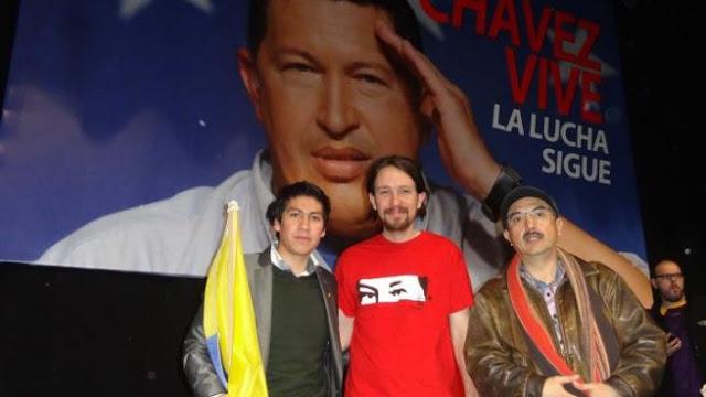 Podemos censura y dictadura comunista