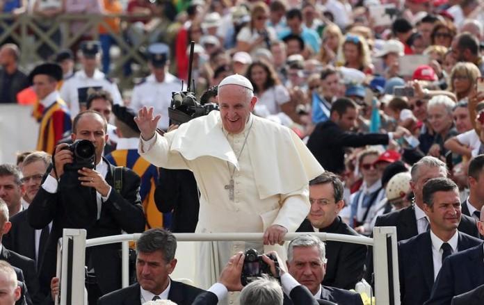 Papa Ceuta Melilla Vaticano