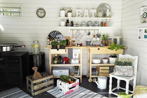 8 plantas para decorar la cocina el diestro - Cocina rustica barata ...