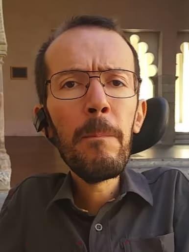 Tuit de Pablo Echenique, senado argentino aborto legal
