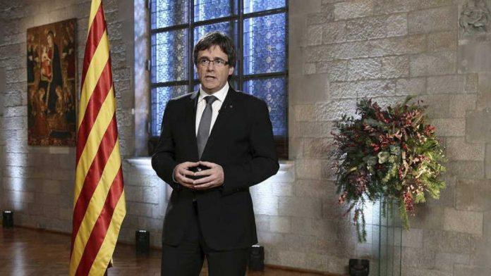 Puigdemont presidente WhatsApp