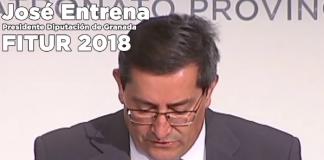 José Entrena inglés, FITUR