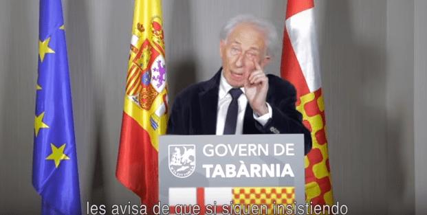 Albert Boadella, Tabarnia