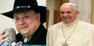 César Vidal, El Vaticano