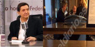 Federico Jiménez Losantos, Rubalcaba