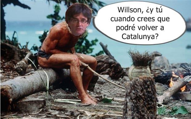 PDeCat, Puigdemont