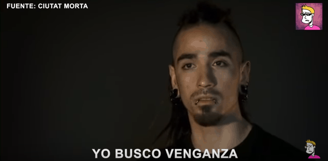 Rodrigo Lanza, víctima