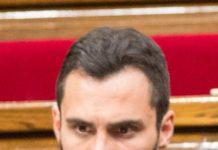 Roge Torrent, futuro presidente del parlamento de Cataluña