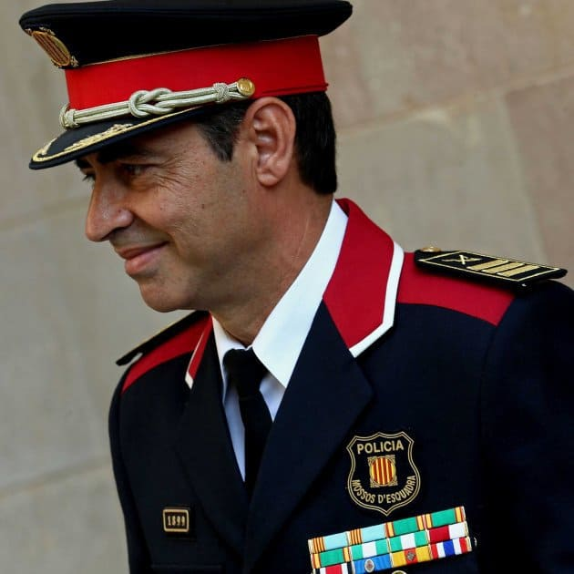Traición mossos demostrada