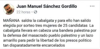 Sánchez Gordillo