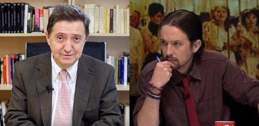 Federico Jiménez Losantos a Pablo Iglesias: