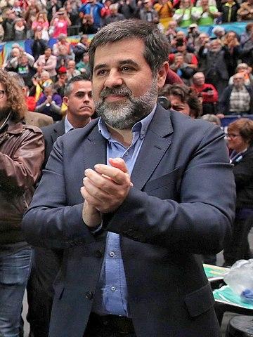 Presidente Jordi Sánchez