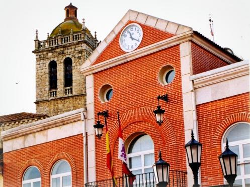 Alcalde socialista Aldeamayor San Martín, subida de sueldo de un 40%