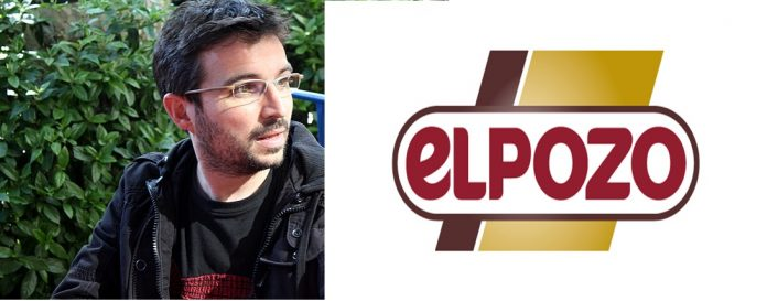 Évole El Pozo, cadenas de supermercados