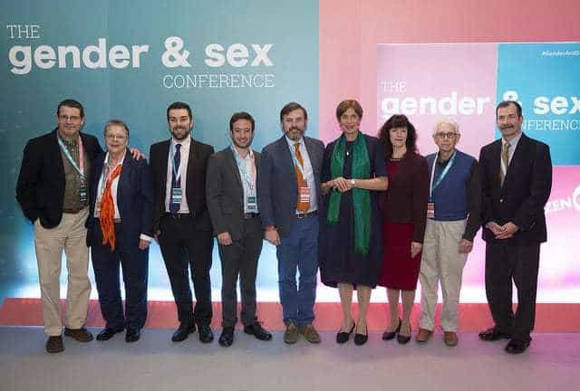 Comunidad de Madrid, Congreso Gender and sex