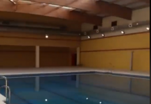 Piscina climatizada prisión Archidona