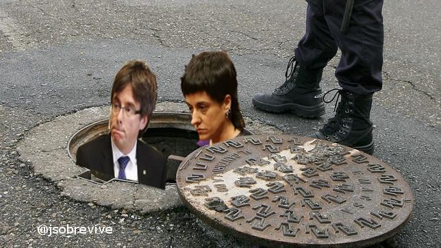 De Dencás a Puigdemont y Anna Gabriel