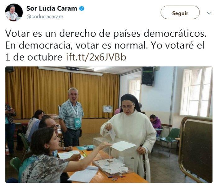 Radio, Sor Lucía Caram