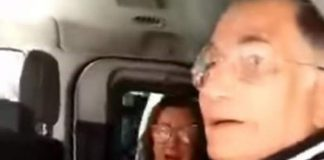 Taxistas malagueños, alzheimer
