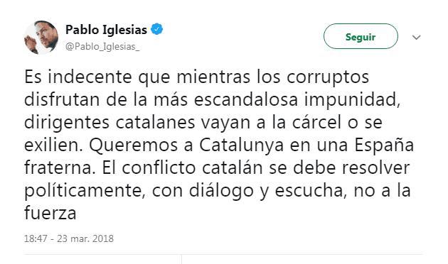 Jueces, podemitas