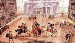 corridas de toros en El Vaticano