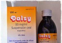 Desabastecimiento de Dalsy