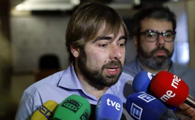 Juaticia aprecia indicios, líder de Podemos en Asturias
