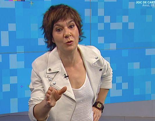 La periodista Empar Moliner ha cobrado 222.500 euros en los últimos tres años por sus colaboraciones en diferentes programas de la Corporación Catalana de Medios Audiovisuale