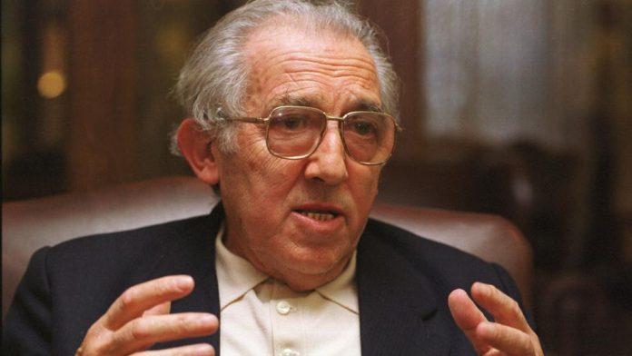 Gustavo Bueno en 2006