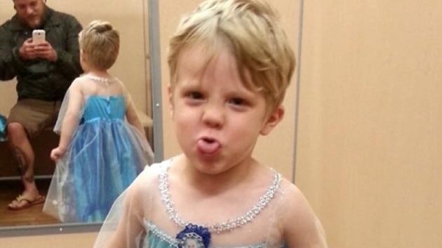 Niño de 3 años dice ser abiertamente gay