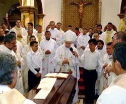 Los sacerdotes también mueren en Venezuela por falta de medicinas