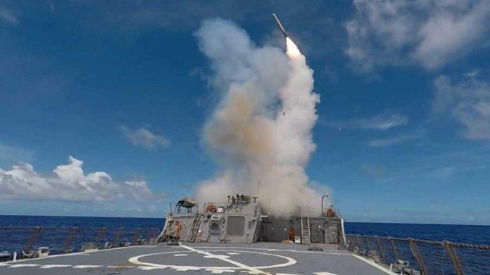 Estados Unidos, Reino Unido y Francia atacan Siria