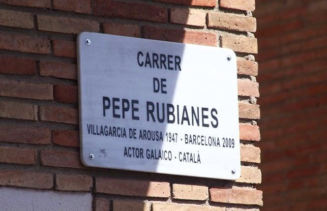 Ada Colau, mal nombre localidad natal de Pepe Rubianes