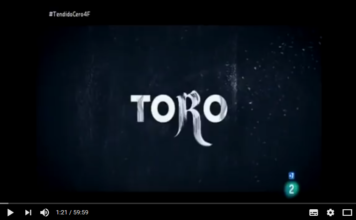 Toro, un documental