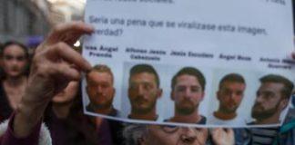 La Manada mujeres niñas violadas por marroquíes víctimas de tercera